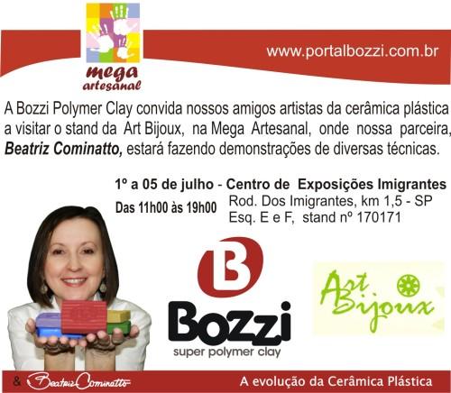 Convite Mega Artesanal
